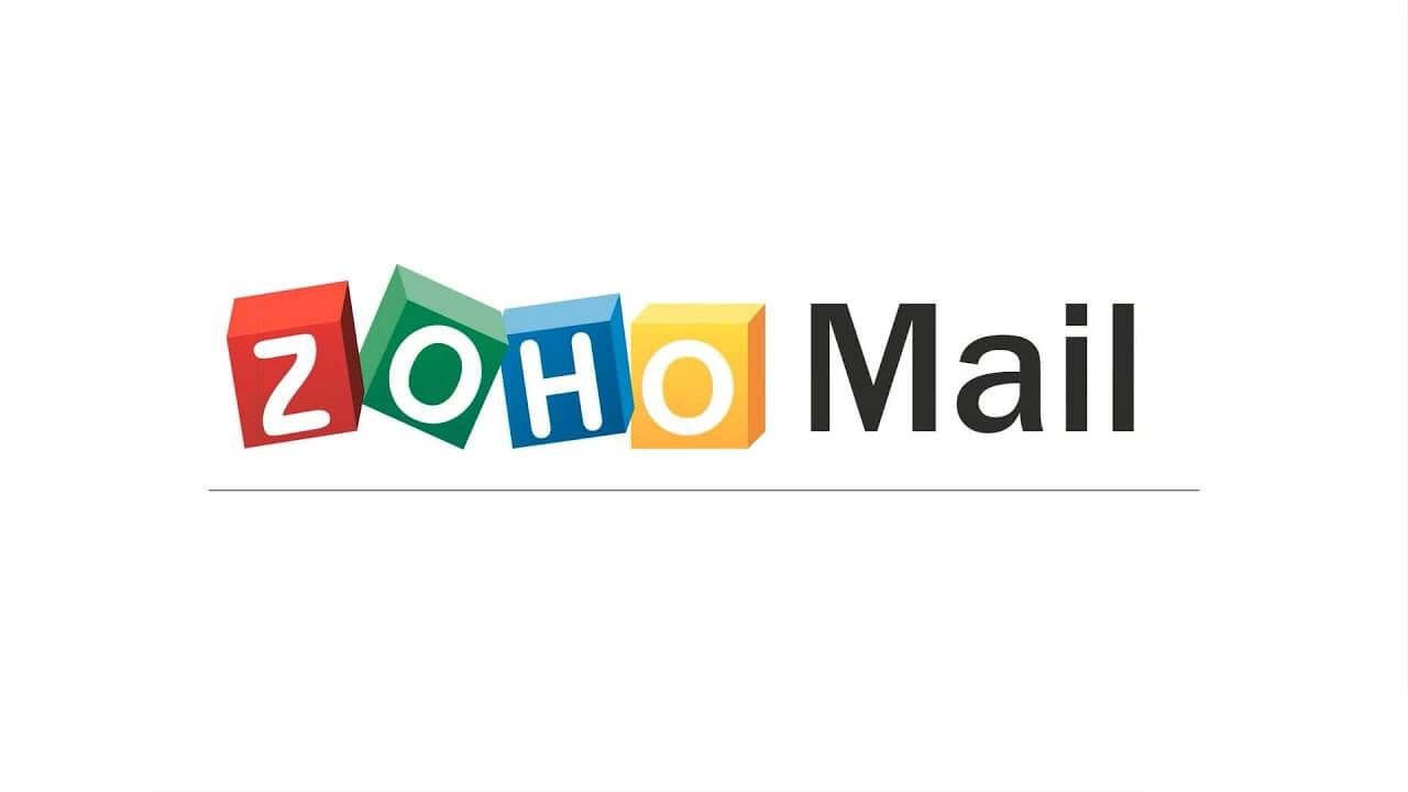 Criar email empresarial com a Zoho
