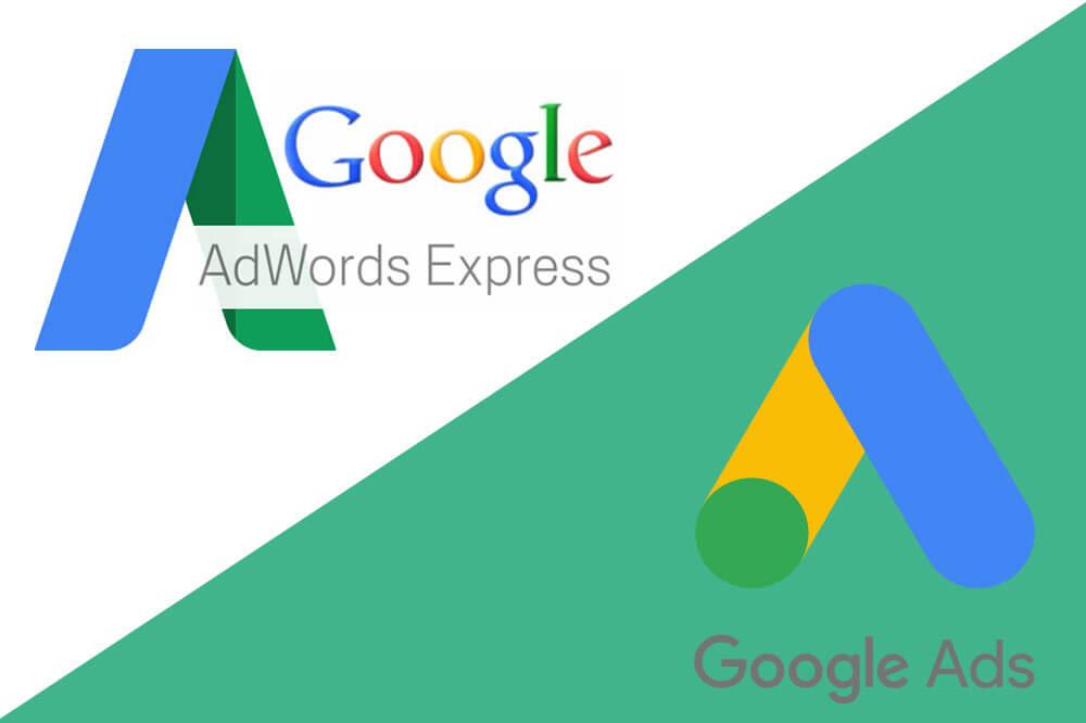 Google AdWords Express x Google ADS Modo Especialista qual o melhor?