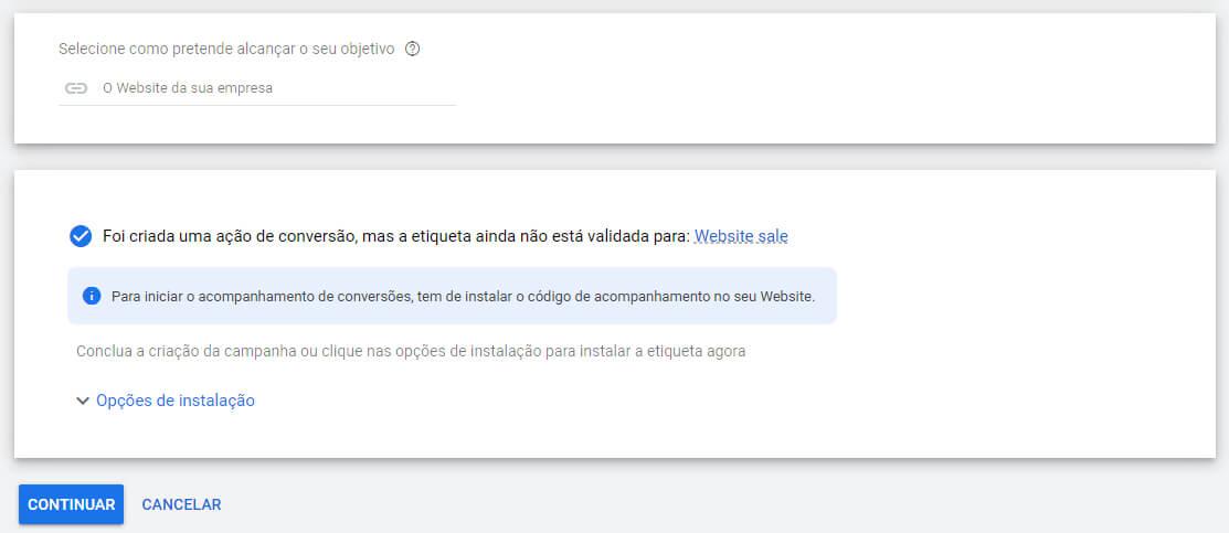 anuncio no Google: rede de display 02