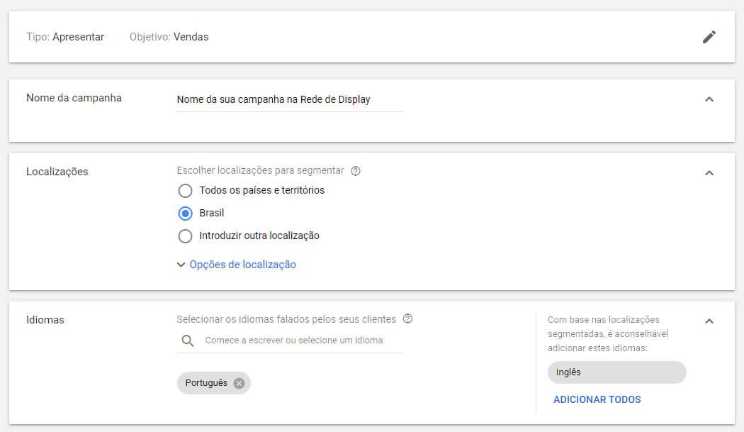 anuncio no Google: rede de display 03