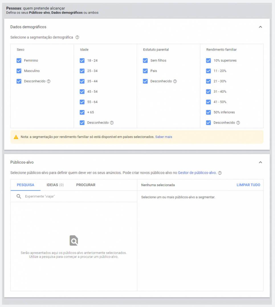 como fazer anuncio no Google YouTube - Parte 09