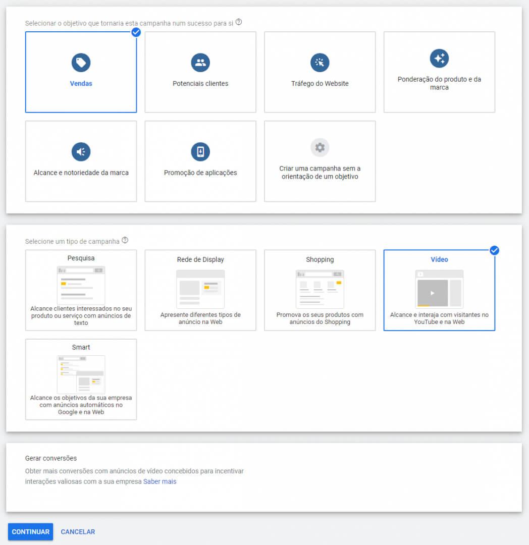 aprenda como vender no Google Ads