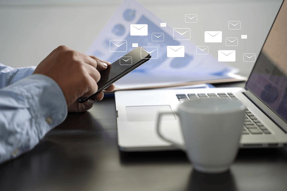 como criar e-mail profissional