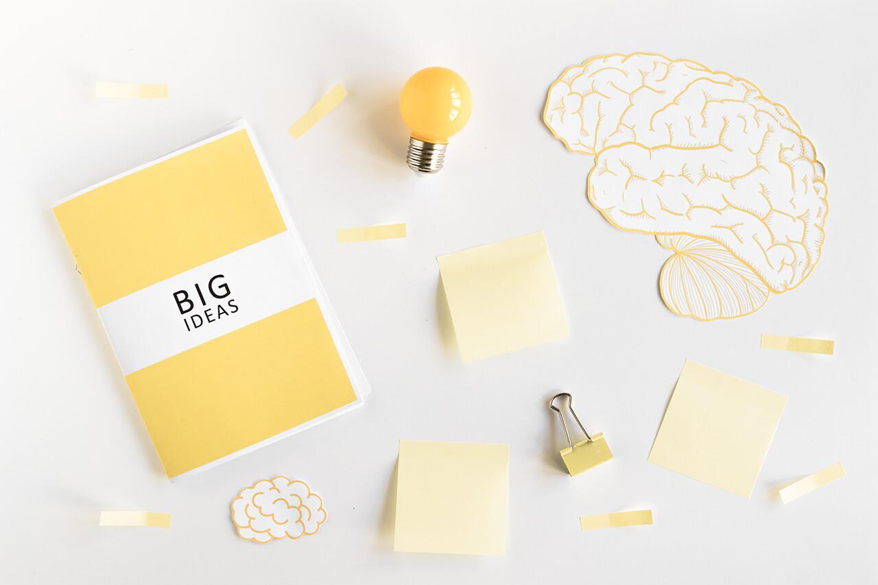 Como criar uma Big Idea do zero?