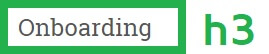 como funciona a hierarquia da header tag h3