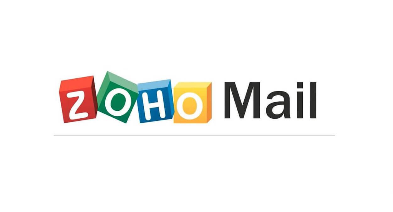 Criar um email com a Zoho