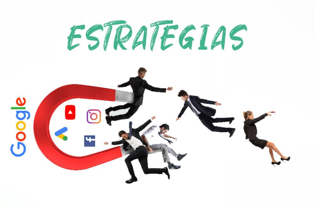 Estratégia de marketing para atrair clientes