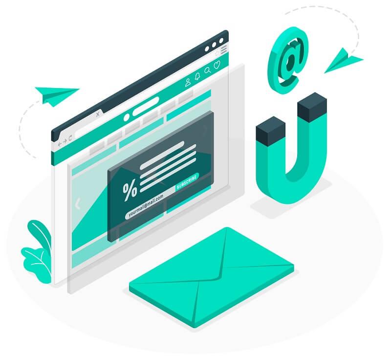 ferramenta de email marketing