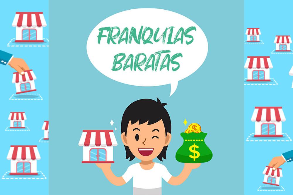 Franquias Baratas