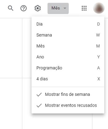 Google agenda: defina a melhor forma de visualizar o seu calendário