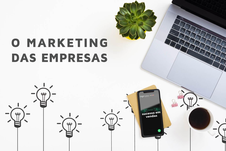 A importancia do marketing institucional para as empresas