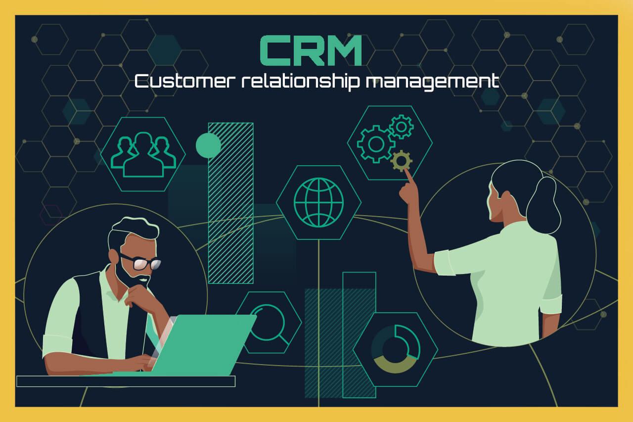 Infográfico para escolher melhor CRM gratuito