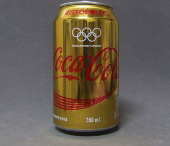 Marketing de guerrilha exemplos Coca Cola
