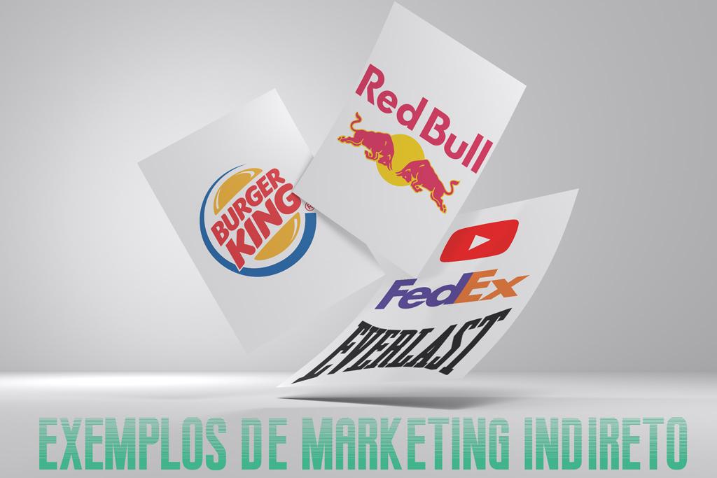 marketing indireto exemplos