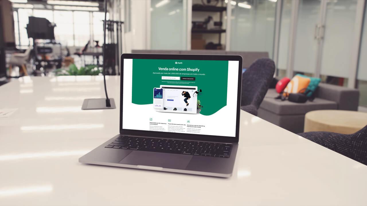 Modelos de Landing Page para Leads