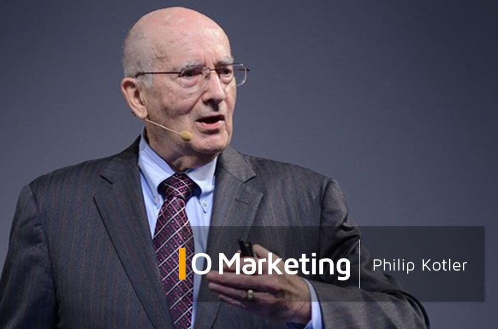 O Marketing segundo Philip Kotler