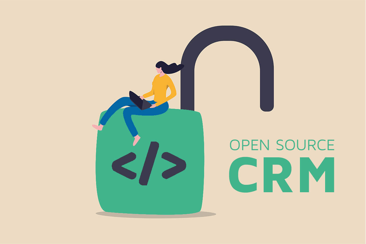 O que é Open Source CRM?