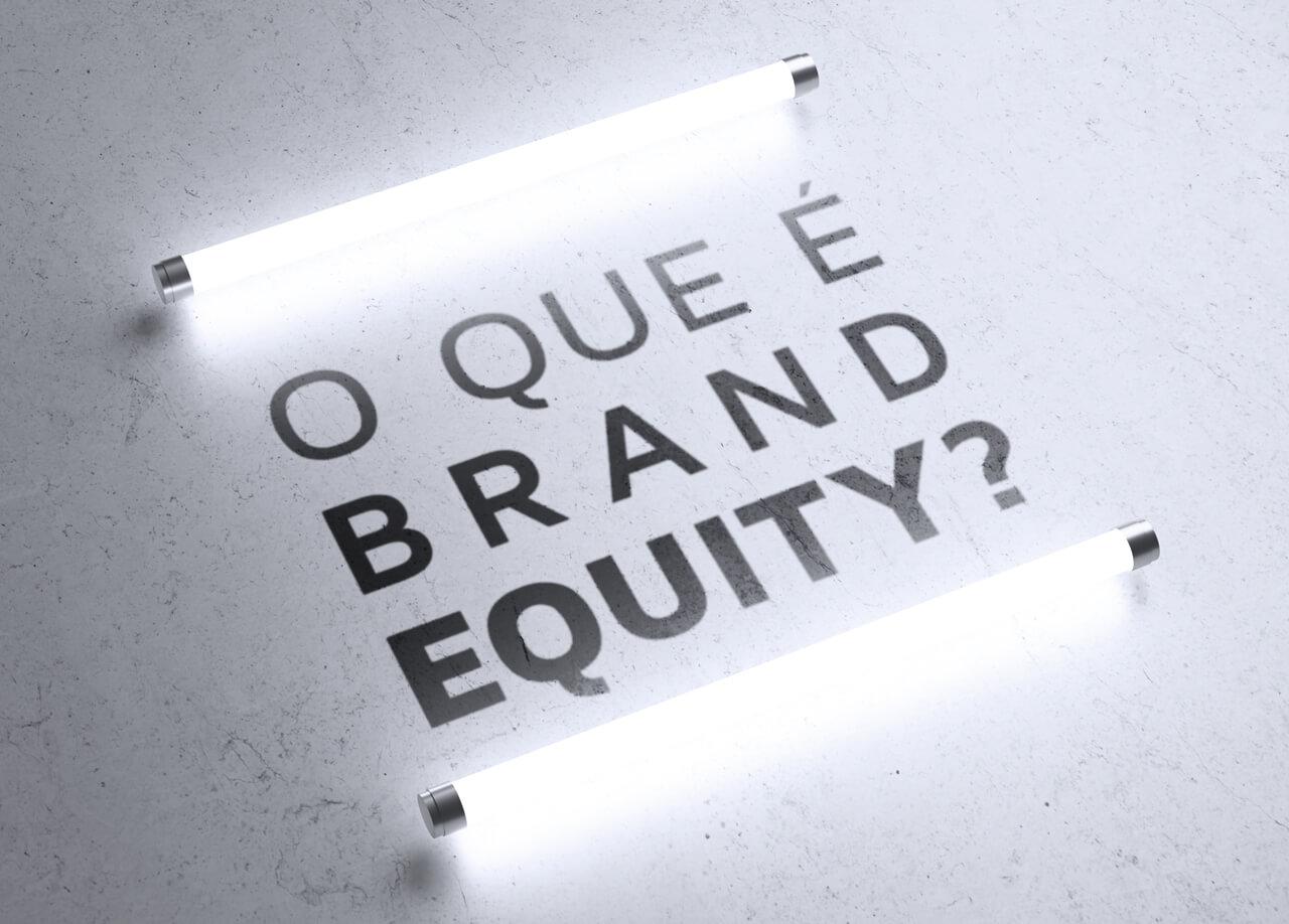 O que é brand equity?