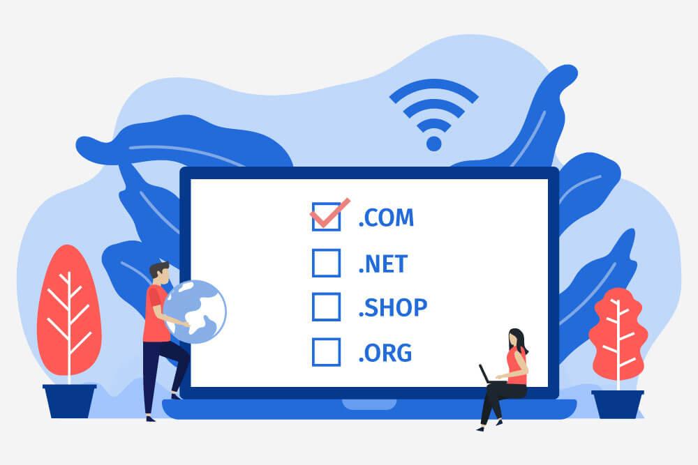 o que é um dominio e como comprar e registrar um domínio