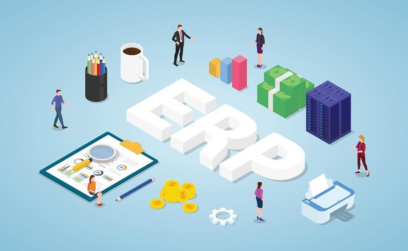 O que é sistema ERP?