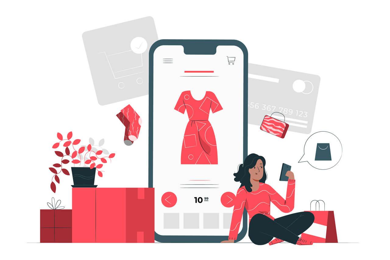 O que é venda online?