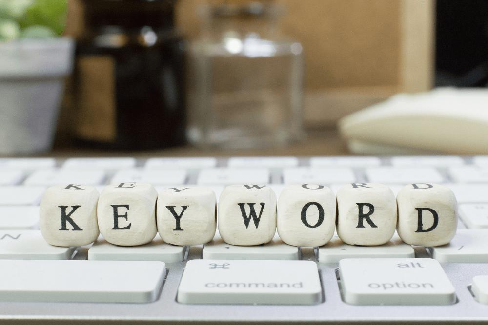 Planejador de palavras-chave