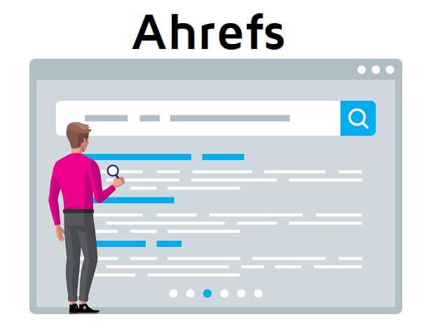 planejador de palavras chaves Ahrefs