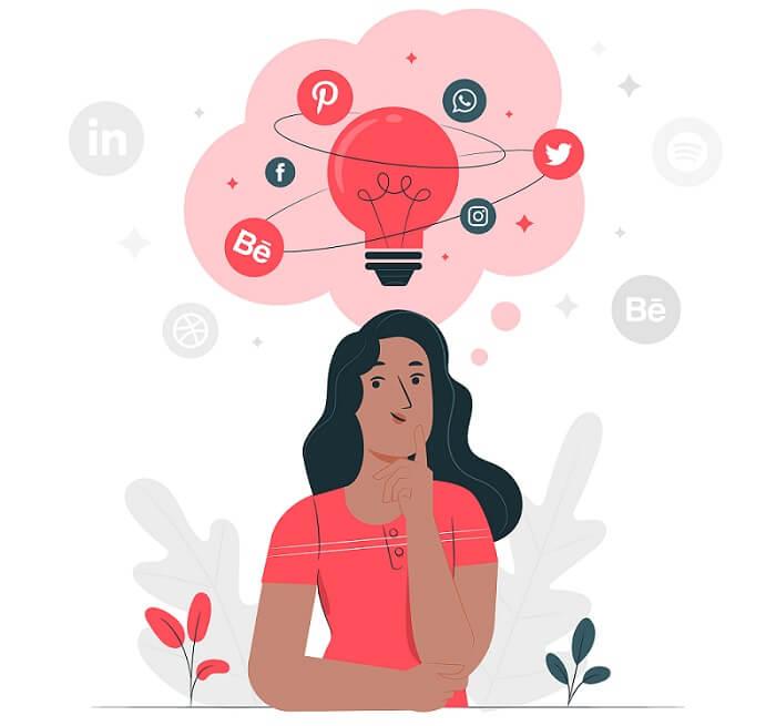 Planejamento para as redes sociais