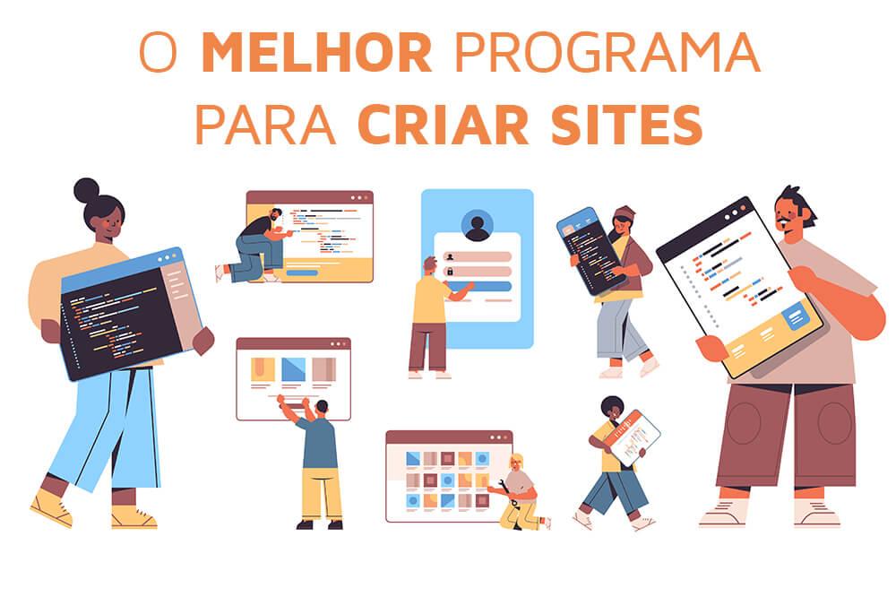 Programa para Criar Site