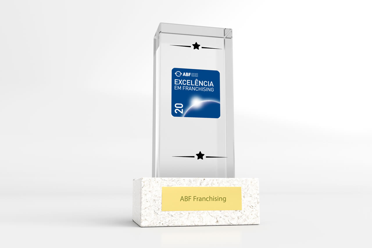 Selos do ABF Franchising