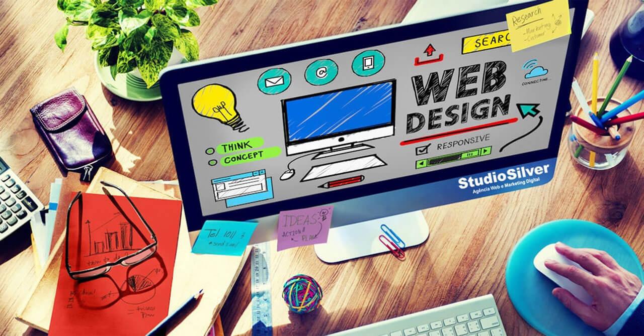 Serviços de Marketing com Website Profissional