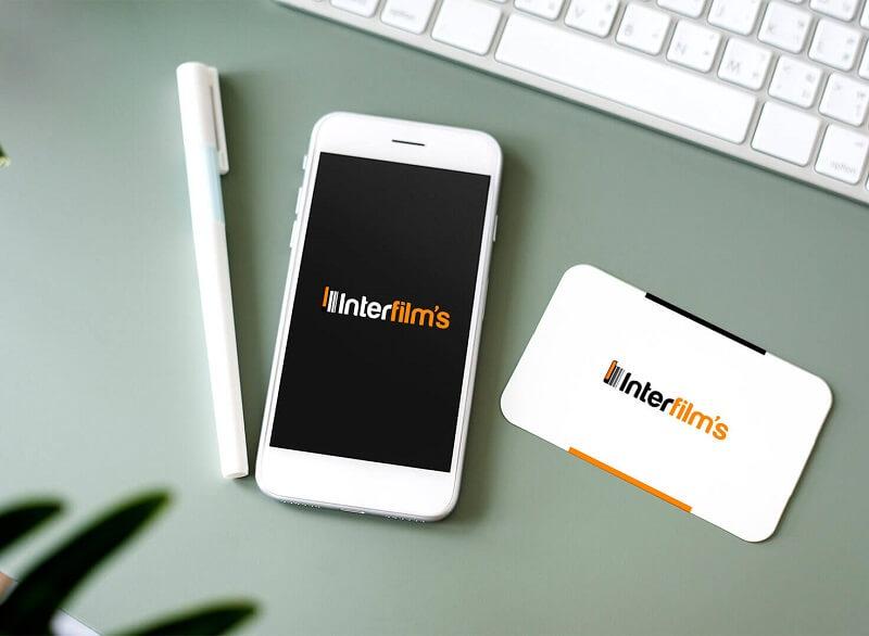 Criação de Websites para Inter Films