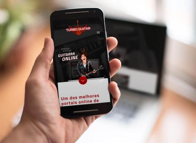 Criação de Sites para músicos
